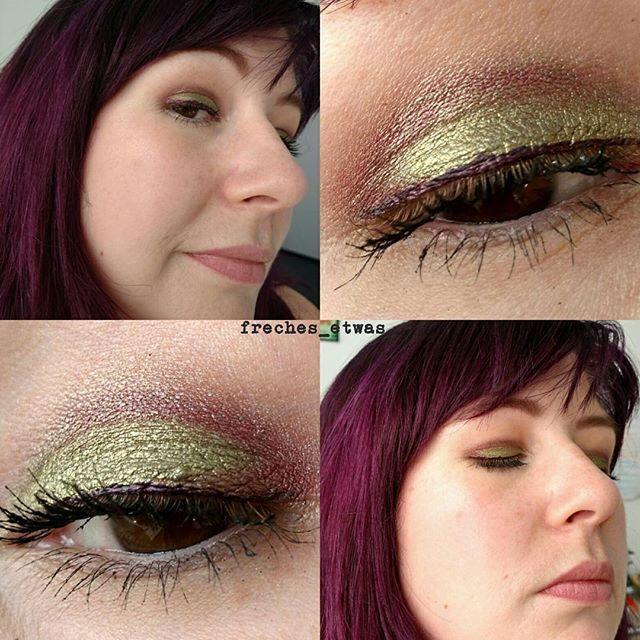 #eyesoftheday und #faceoftheday mit #catrice #stylo #eyeshadowpen in 060 #InTheTaupeTen darüber #trenditup #scarabeo #eyeshadow in 010 und in der Lidfalte #dmtrenditup #infinitelybeauty eyeshadow in 010 und als dann noch den #dm_trenditup #intensecolor #eyeliner #waterproof in 040 #catricecosmetics #eyes #amu #augenmakeup #eotd #face #fotd #selfie #itsme #me #purplehair #lilahaare