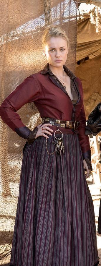 Black Sails - Loving this series so far and she's a total badass.