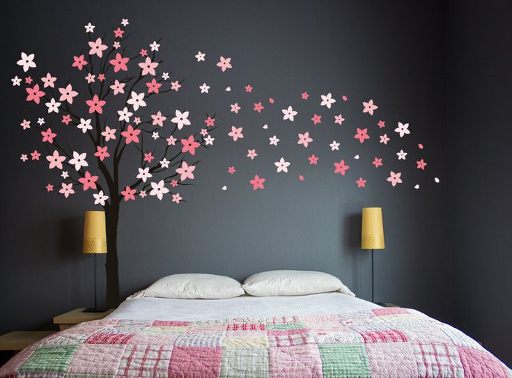 Best Cute Tree Wall Decals Images On Pinterest Tree Wall - How to put up a tree wall decal