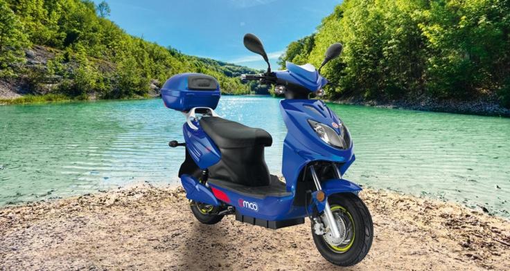 Elektrische scooter: emco biedt Duitse kwaliteit!