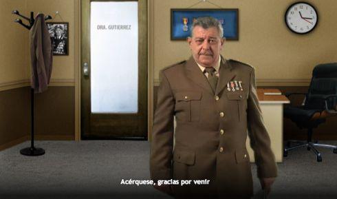 Homenaje desde El Cuartel a Carlos Alberto Diego, actor y locutor