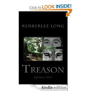 Treason (Wolf Prints): Kimberlee Long: Amazon.com: Kindle Store