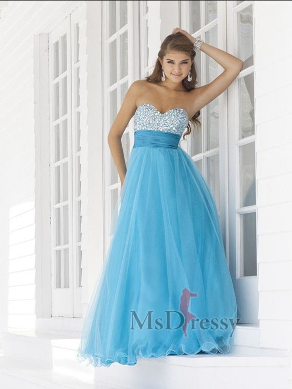 One of my futur prom dress ideas! :)Long Dresses, Dress Prom, Evening Dresses, Ball Gowns, Promdresses, Bridesmaid Dresses, Blue, Prom Dresses, Dresses Prom