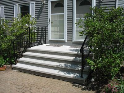 Best Precast Concrete Steps Custom Concrete Stairs Concrete 400 x 300