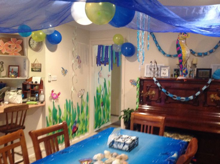 Under The Sea Classroom Decoration Ideas ~ Best images about under the sea on pinterest number