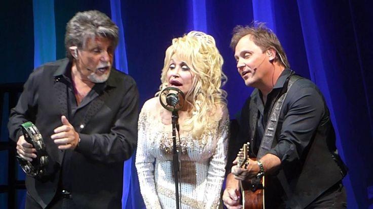 """American Pie & Dixie Down Medley"" Dolly Parton@Mann Music Center Philad..."
