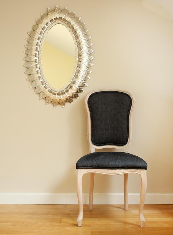M s de 25 ideas incre bles sobre oficina shabby chic en for Decoracion copa efecto espejo