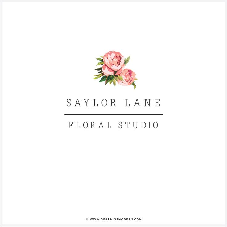 Love this font. Like A lot. Like the flowers too, but I don't know if flowers would be right for my logo...