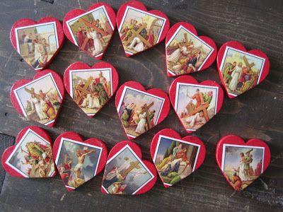 Estações de ovos cruzados para crianças católicas!