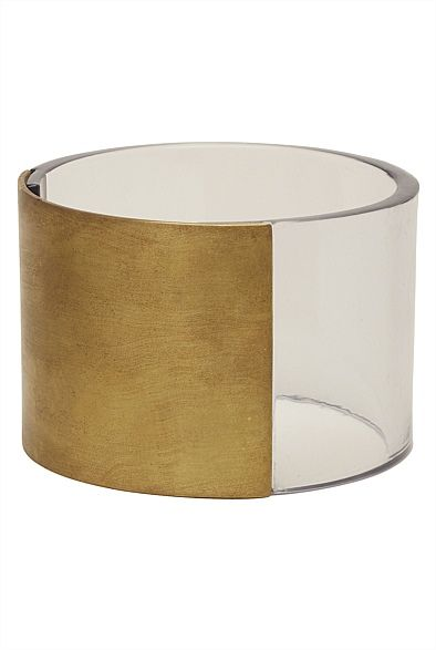 Accessories | Women's fashion styles | Witchery Online - Perspex Metal Cuff. #witcherywishlist