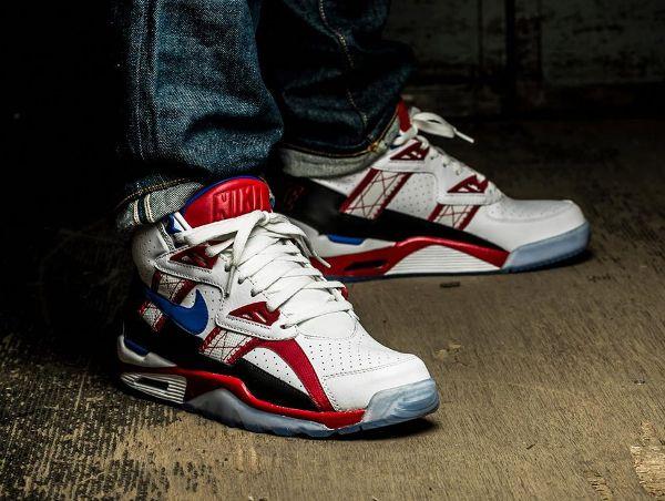 Tech Air Défi Ii Se - Chaussures - High-tops Et Baskets Nike 0Hm2Y8