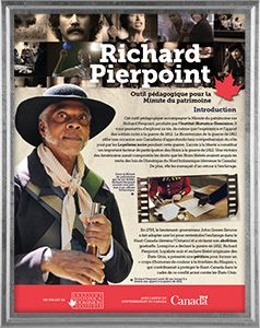 This learning tool complements Historica Canada's Richard Pierpoint Heritage Minute by exploring his life and the experiences and contributions of Black soldiers in the War of 1812.
