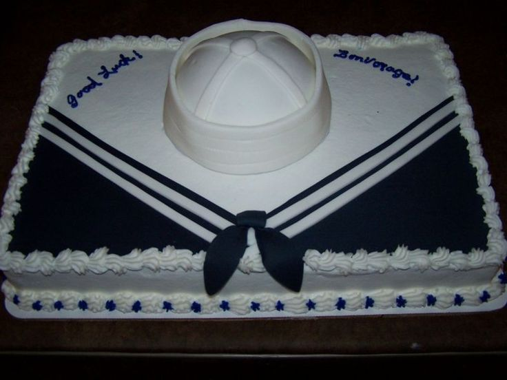 made this for my brudder's welcome home party... hand's down the best cake I have made so far!!