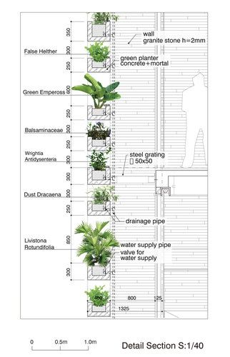Vo Trong Nghia Architects - Stacking Green