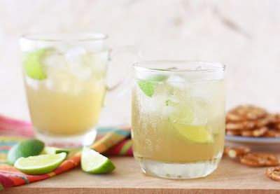 Domácí zázvorová limonáda (při letním nachlazení a jako Kinedryl) | . . . 365 věcí, které si můžete udělat doma sami