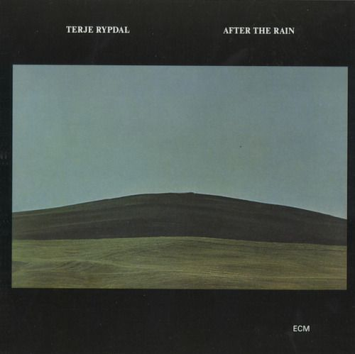 Terje Rypdal – After the Rain – ECM, Cover