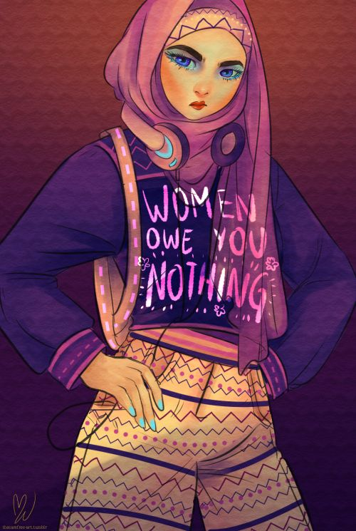 An Assortment of Kickass Feminist Comic Strips