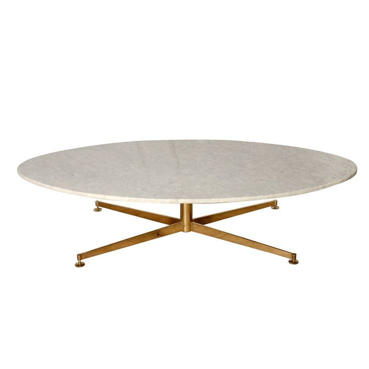 vintage 1960s artflex oval table | 1960s, anonymous and marbles