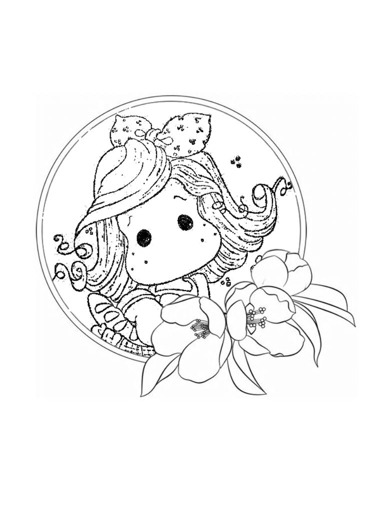 Stempel magnolia