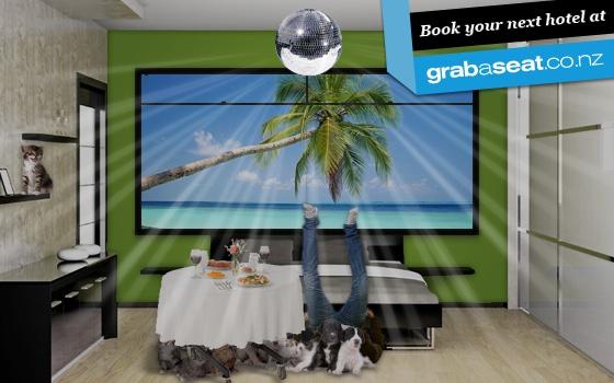 Grabaseat - Hotel Roulette