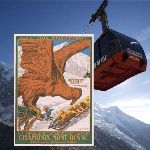 Olympic games  Chamonix 1924