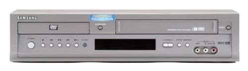 #instagramers #hot You get twice the movie-watching enjoyment with this DVD/VCR combo unit from #Samsung. DVD's Multi-mode Pickup System plays CD-R and RW discs....