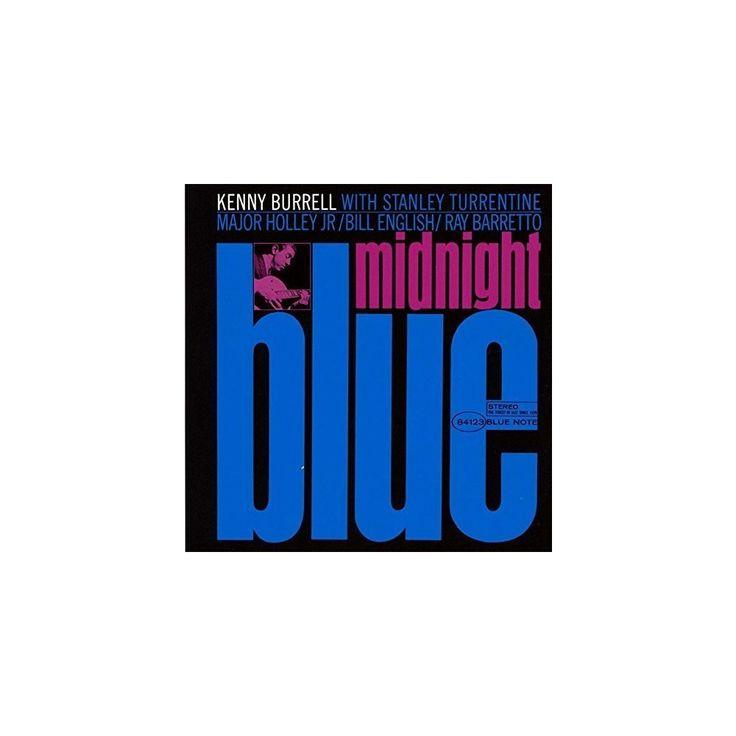 Kenny Burrell - Midnight Blue: Limited (CD)
