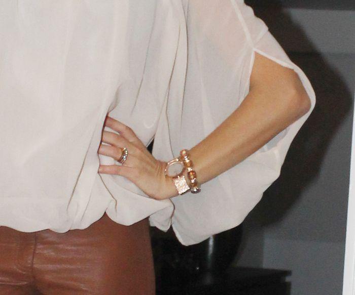 Blouse worn by Sarah Louise
