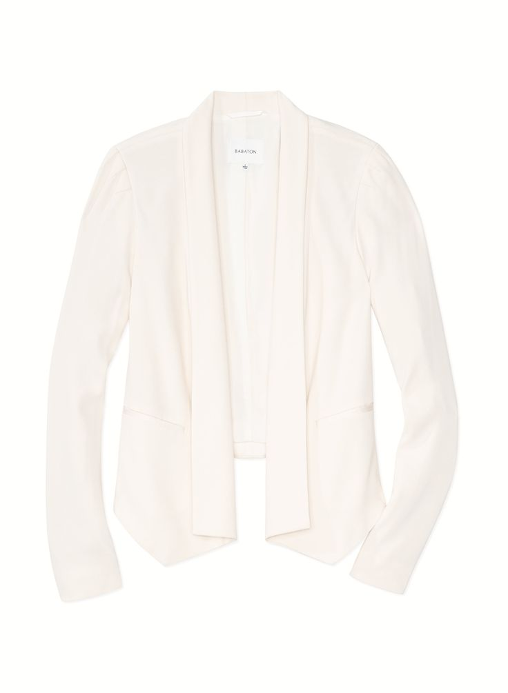 The Babaton Dominick jacket, $195, available now at Aritzia.com. #aritziacleanslate
