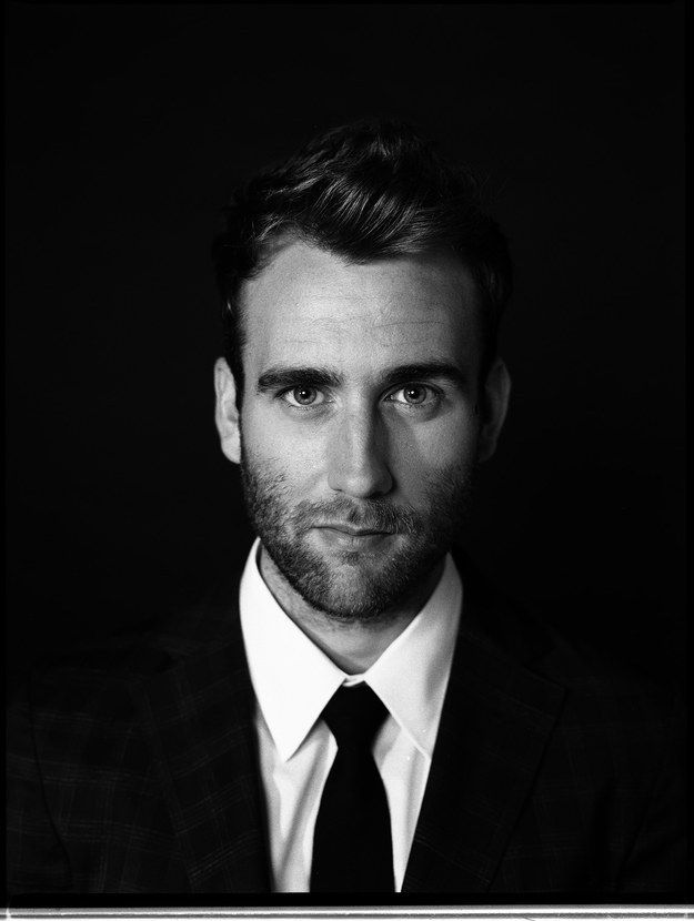 Matthew Lewis AKA Neville Longbottom Continues His Journey To Perfection
