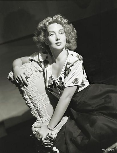 Ann Sothern, photo by Laszlo Willinger, 1943