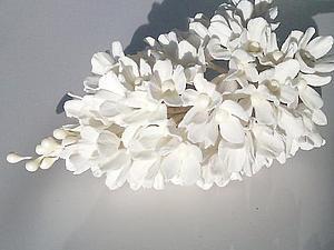 Мастер-класс: Сирень из фоамирана   Ярмарка Мастеров - ручная работа, handmade