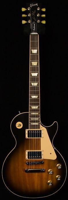 Gibson Les Paul Traditional in Vintage Mahogany Satin Sunburst
