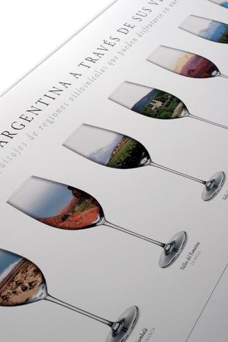 Conozca Argentina a través de sus vinos. Uniique landscapes, unique wines.