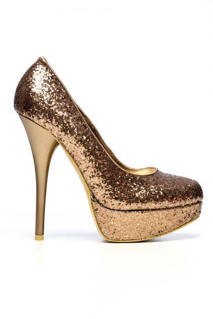 Pantofi 10j0092, Cupru