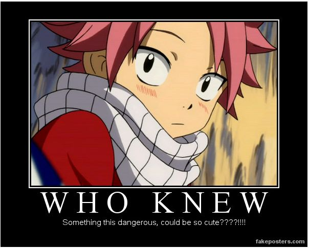 amazing fairy tail pics motivation posters | deviantART: More Like Fairy Tail Motivational Poster 1 by ...