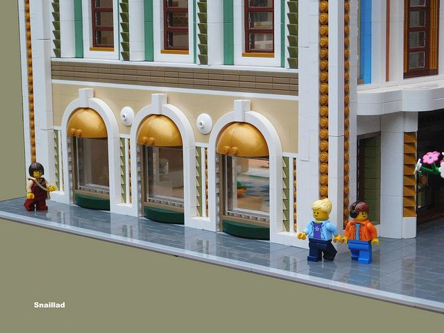 lego head office. My Latest MOC Is Called Astrid And Associates Architecture Firm. This Building The New Head Office For Firm As A Showc. Lego