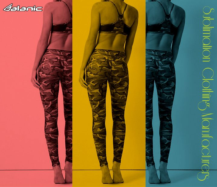 #Sublimated #Printing On #Sportswear To Keep You Hip And Comfy @alanic.com