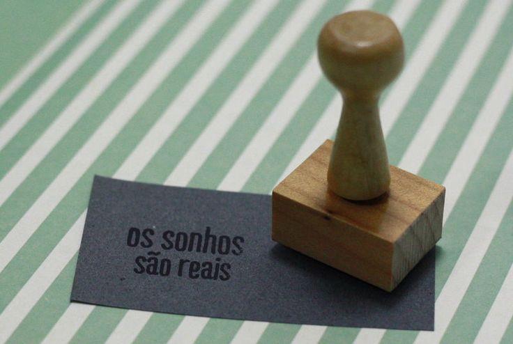 Carimbo+Sonho+-+Veio+na+mala