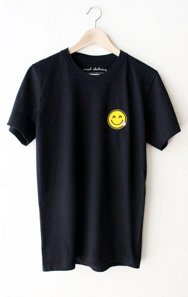 Tongue Out Emoji Tee // $24