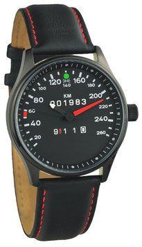 G-Modell 1973-´89 - Tachometer Armbanduhren von 9vor11