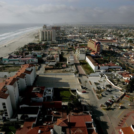 How To Travel Rosarito