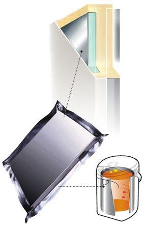Panasonic | Vacuum Insulation Panels--R60 insulation for floors and walls!