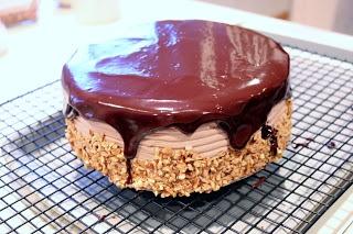 Ferrero Rocher Cake!!