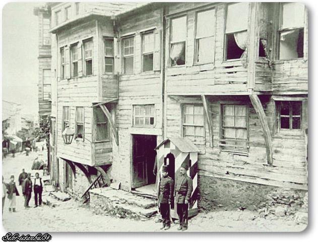 Sarıyer - Boyacıköy karakolu - 1880 1893 Abdullah biraderler