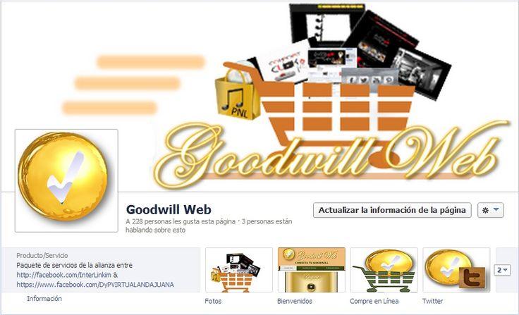 Fan Page de Goodwill Web