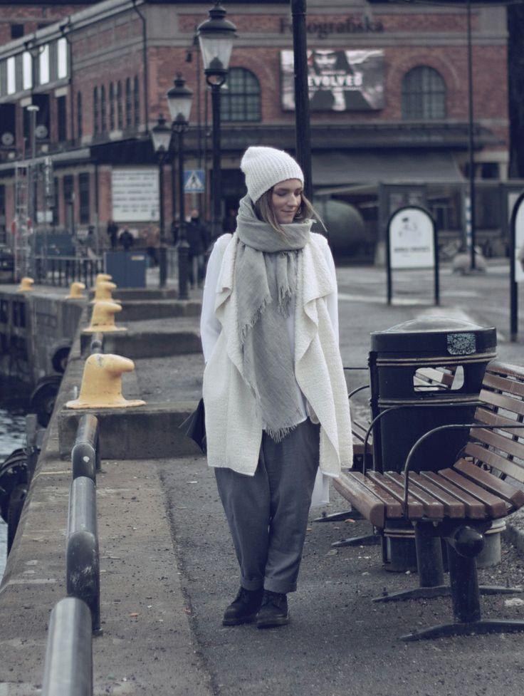 Wearing Warm Vest. Shop here: http://meandm.bigcartel.com