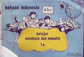 Pelajaran Bahasa Indonesia 1a