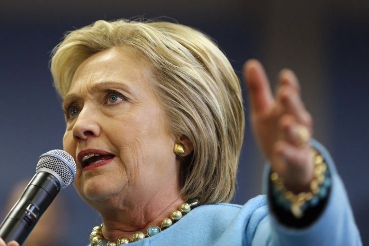Is Hillary Clinton recalibrating her position on abortion as she seeks the 2016 Democratic presidential nomination?