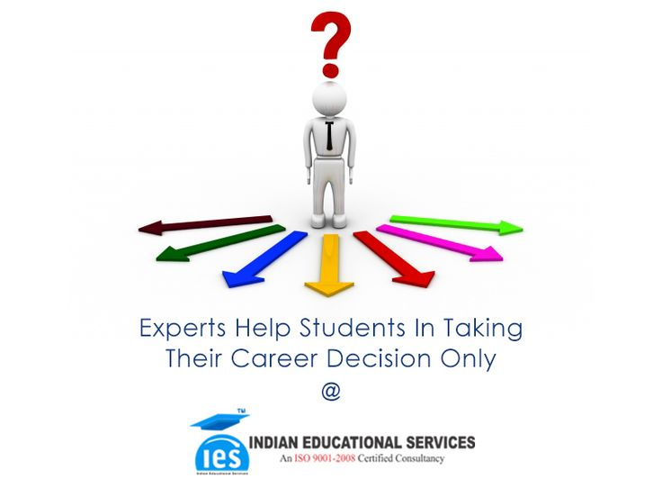 Experts help students in taking their career decision